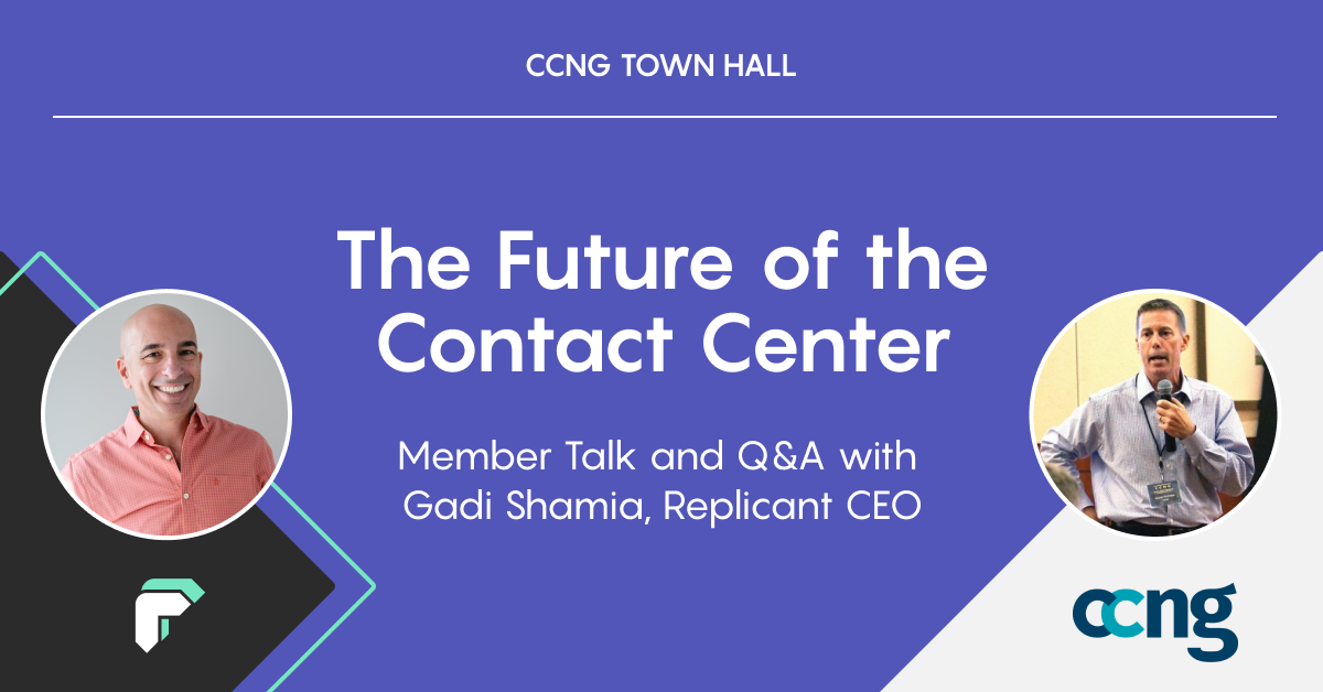 The Future of Contact Centers Lies in AI and Agent Collaboration
